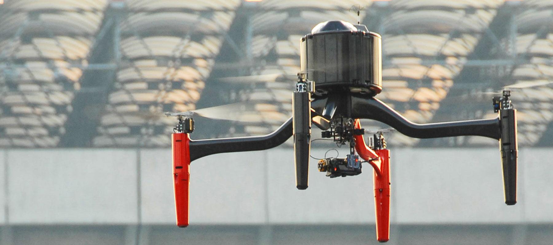 Aggiornamento DroneZip.it
