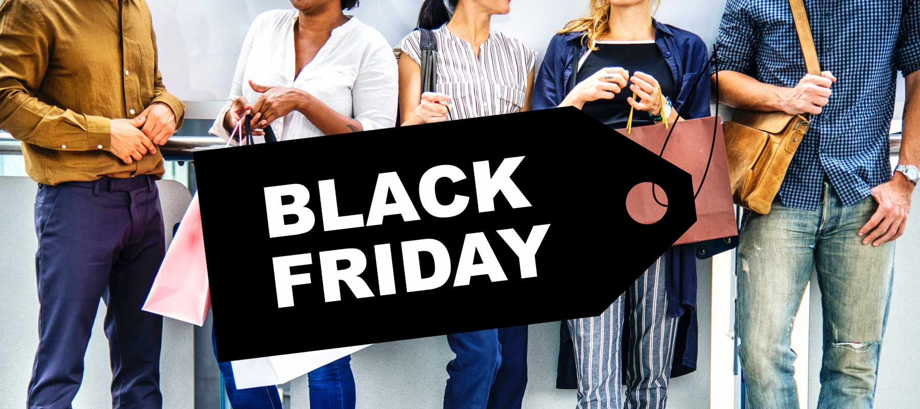 La febbre del Black Friday