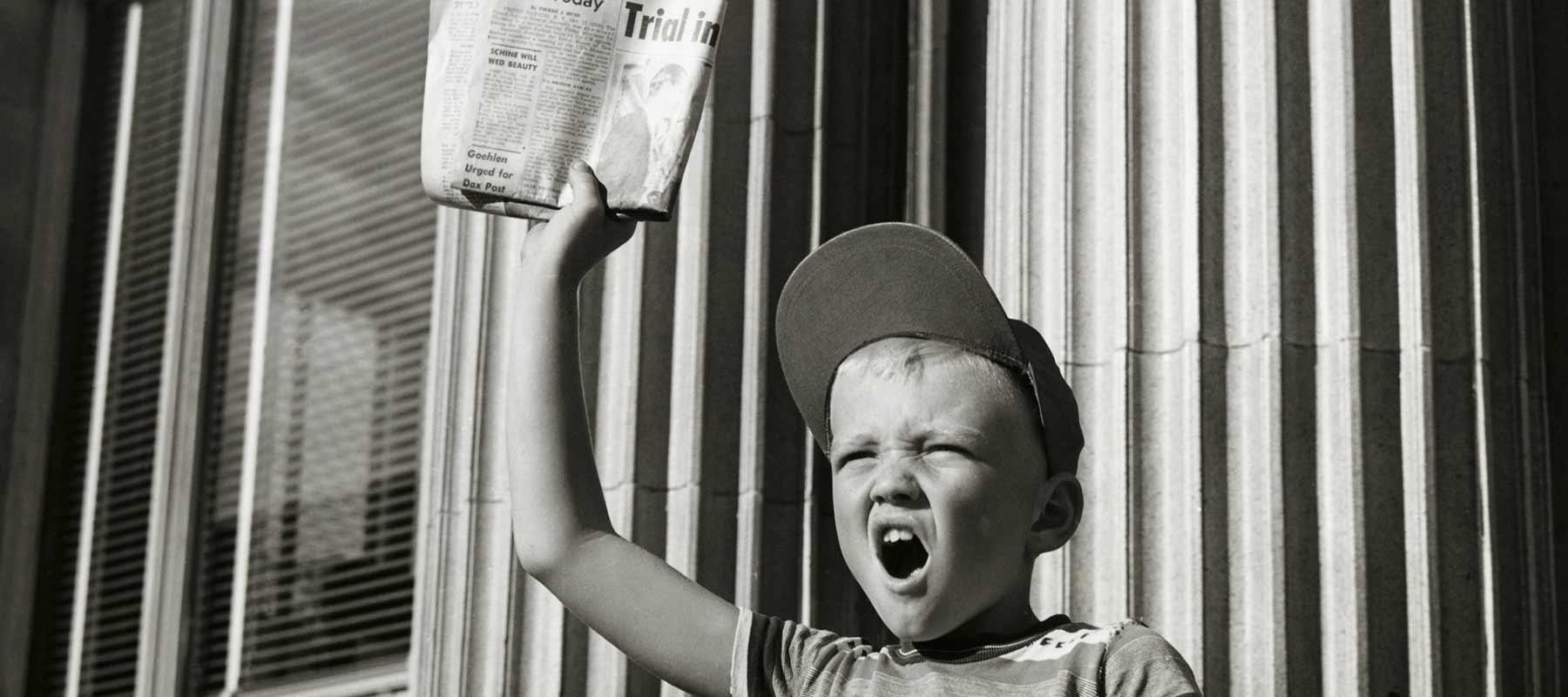 Edizione straordinariaaa!!! Lo storytelling al tempo degli strilloni del web.